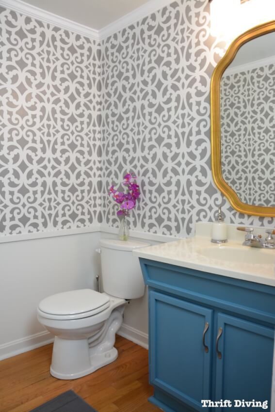 Cute Half Bathroom Ideas That Will Impress Diy Shareable,Small Towns In The Us To Visit