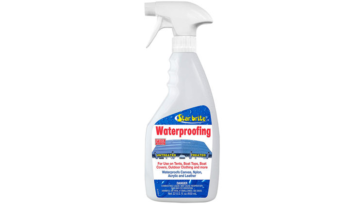 Star Brite's Waterproofer + Stain Repellent + UV Protection