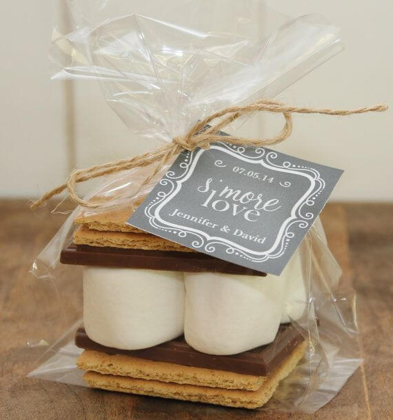 diy adult party favors at home s'more kit