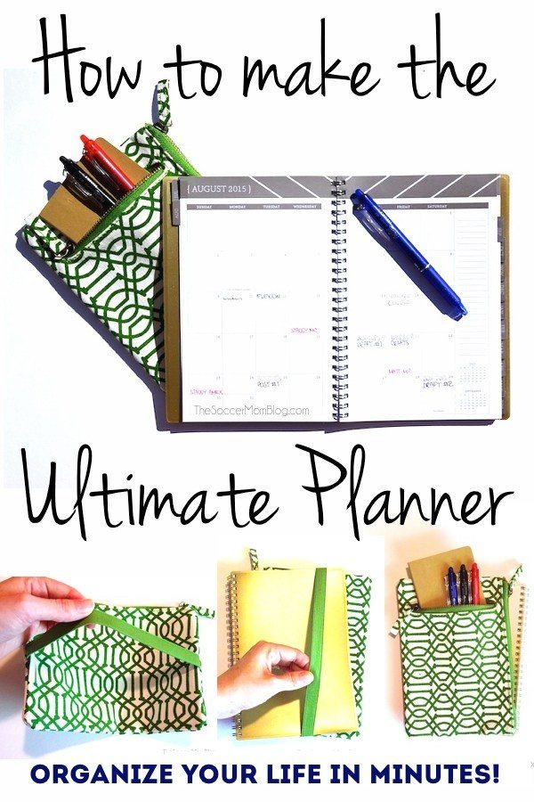 the ultimate diy planner for a teacher