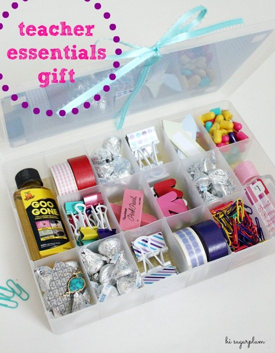 essentials kit for a teacher