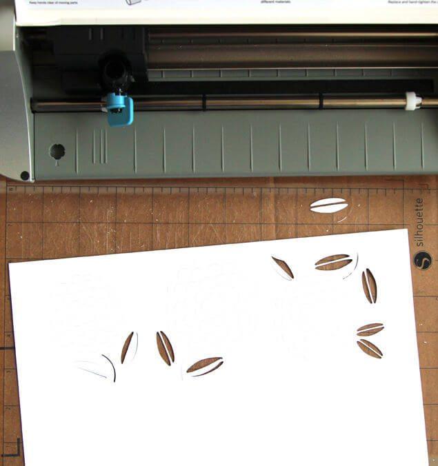 paper lantern luminary pattern