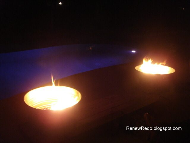 Bucket fire pits using 15 gallons wash pails are about as easy as it gets.